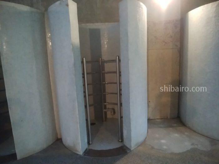 リゾナーレ八ヶ岳 イルマーレのシャワー