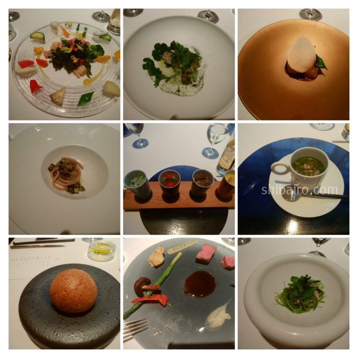 【八ヶ岳リゾナーレ】ディナー