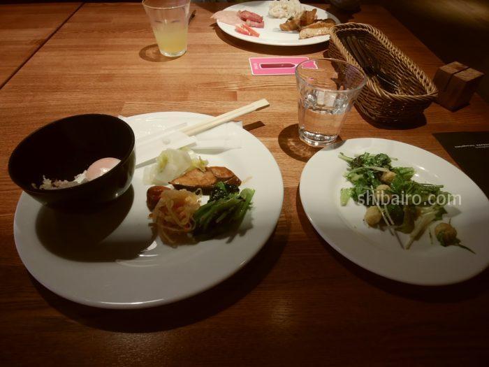 【八ヶ岳リゾナーレ】朝食