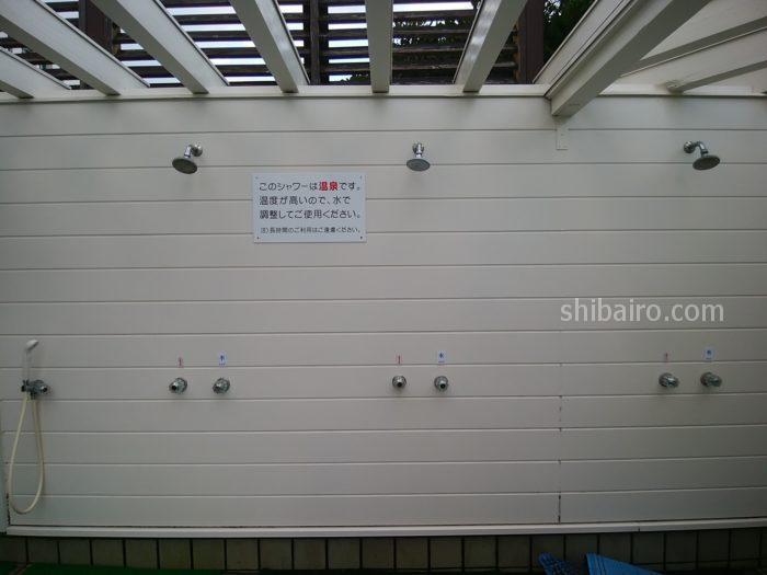 ホテル伊豆急のアメニティと海水浴