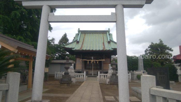 川崎市高津区の橘樹神社